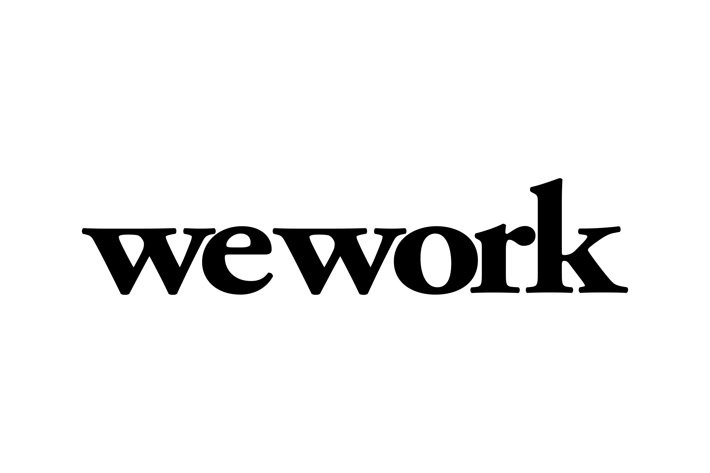 WeWork - 30 Days Free (Private Office or Global Access)